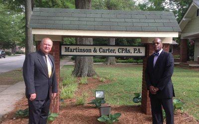 Welcome to Martinson & Carter CPAs!