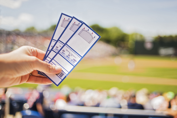 Are Sporting Event Tickets Tax-Deductible?